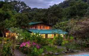 EcoLodge in the Quijos Valley of Ecuador