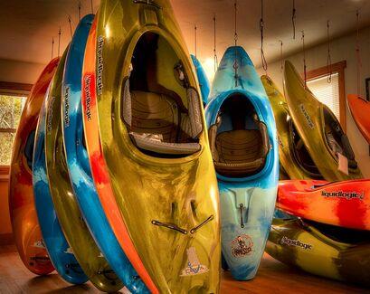 Endless River Store Liquid Logic Armada kayaks