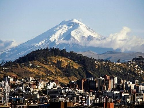 What so amazing about Ecuador