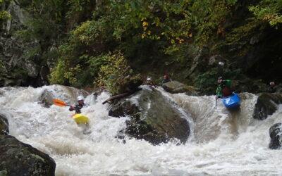 Rescheduled 2020 Upper Nantahala/Cascades Releases